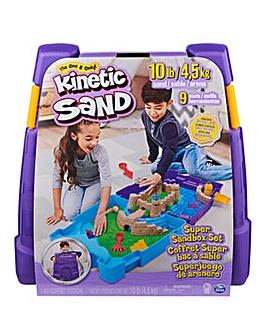 Kinetic Sand Super Sandbox