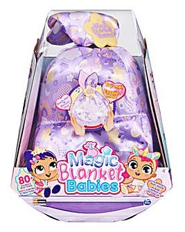 Magic Blanket Babies Purple