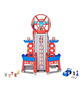 Paw Patrol Movie Ultimate City 91cm Transforming Lookout Tower