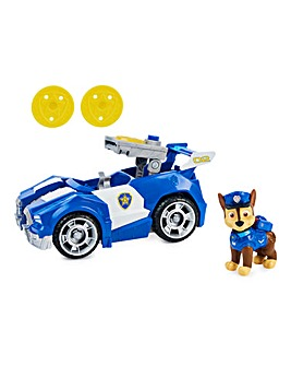 Paw Patrol Movie Deluxe Transforming Vehicle: Chase