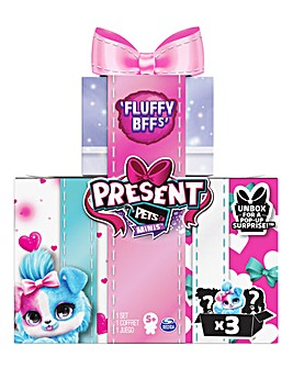 Present Pets Minis Fluffy 3pk