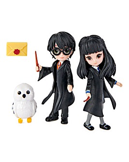 Harry Potter Magical Charmers 3 inch Multi Pack Harry & Cho