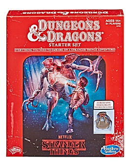 Stranger Things Dungeons & Dragons