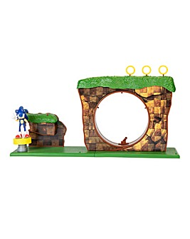 World of Nintendo: Green Hills Play Set