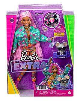 Barbie Xtra Doll Pink Hair