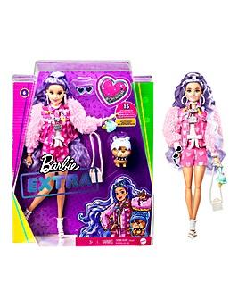 Barbie Xtra Millie Periwinkle Hair