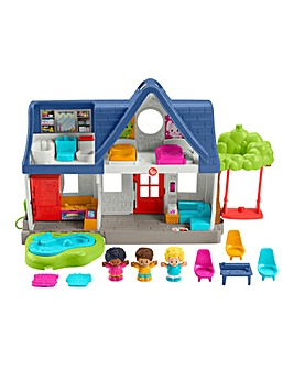 Fisher-Price Little People Play House