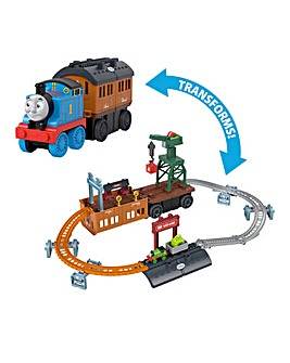 Thomas & Friends 2-in-1 Transforming Thomas Playset