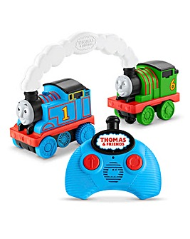 Thomas & Friends Race & Chase Remote Control Train Engine
