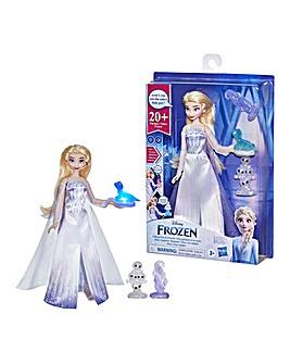 Disney Frozen Talking Elsa & Friends
