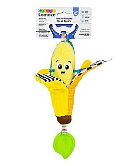 Lamaze Bea the Banana Clip & Go Baby Toy