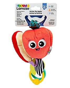 Lamaze Archer the Apple Clip & Go Baby Toy