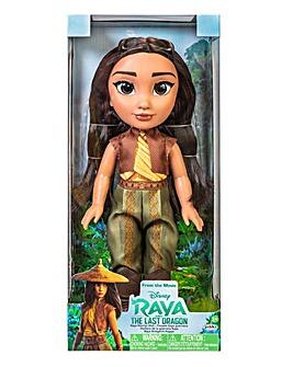 Disney Princess Raya: Raya Large Toddler Doll