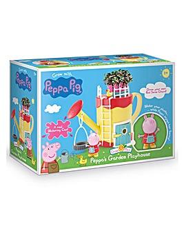 Peppa Pig's Garden Playhouse
