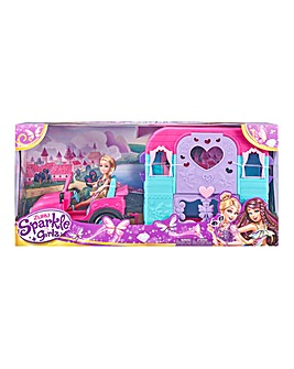 ZURU Sparkle Girlz Deluxe Caravan Set