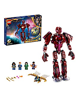 LEGO Marvel The Eternals In Arishem's Shadow - 76155