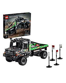 LEGO Technic 4x4 Mercedes-Benz Zetros Trial Truck - 42129