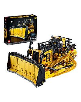 LEGO Technic App-Controlled Cat D11 Bulldozer - 42131