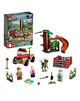 LEGO Jurassic World Stygimoloch Dinosaur Escape - 76939