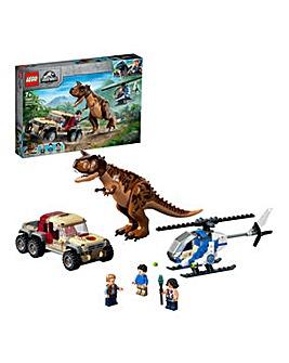 LEGO Jurassic World Carnotaurus Dinosaur Chase - 76941
