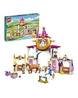 LEGO Disney Belle and Rapunzel's Royal Stables - 43195