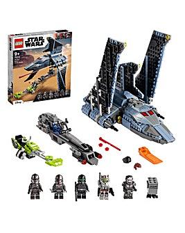 LEGO Star Wars The Bad Batch Attack Shuttle - 75314