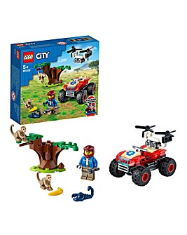 LEGO City Wildlife Rescue ATV - 60300