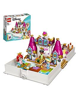 LEGO Disney Ariel, Belle, Cinderella and Tiana's Storybook Adventures - 43193