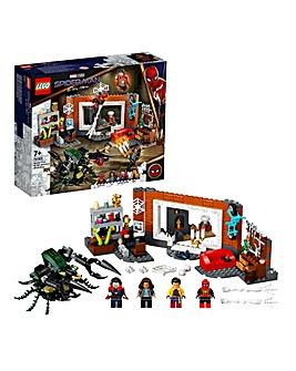 LEGO Spider-Man at the Sanctum Workshop - 76185