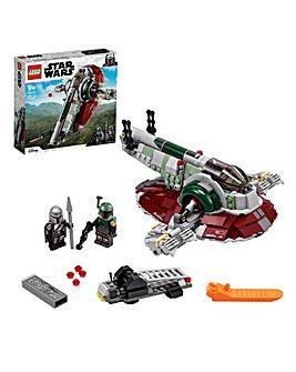 LEGO Star Wars Boba Fett‰s Starship - 75312