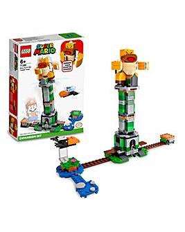 LEGO Super Mario Boss Sumo Bro Topple Tower Expansion Set - 71388