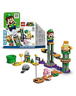 LEGO Super Mario Adventures with Luigi Starter Course - 71387