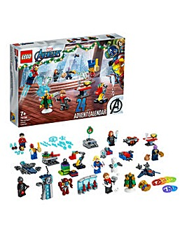 LEGO Marvel The Avengers Advent Calendar - 76196