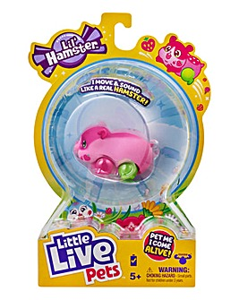 Little Live Pets Lil Hamsters S1