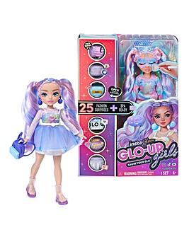 Shimmer 'N' Sparkle Glo-up Instagram Doll Sadie
