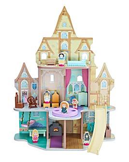 Disney Princess Wooden Royal Enchanted Castle Playset
