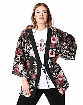 Koko Floral Kimono Jacket