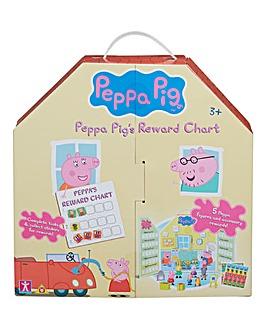Peppa Pig Reward Chart Figure and Accessory Pack
