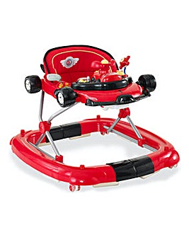 MyChild F1 Car Walker and Rocker Racing Red