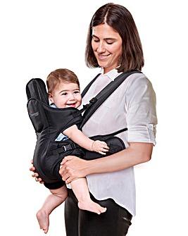 Dreambaby Manhattan Baby Carrier - Black