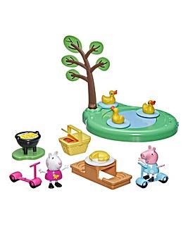 Peppa Pig Peppa's Pinic Playset