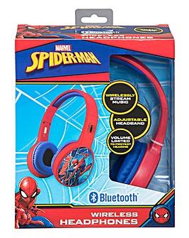 Spider-man Bluetooth Youth Headphones