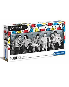 Clementoni 1000pcs Panorama Puzzle - Friends