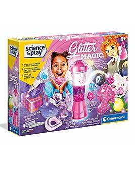 Clementoni Science & Play Glitter Magic