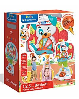 Baby Clementoni Interactive Basket