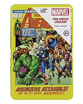 Marvel Comics 750pc Jigsaw Puzzle