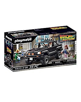 Playmobil 70633 Back to the Future Marty's Pickup Truck