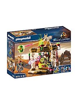 Playmobil 70751 Novelmore Knights Sal'ahari Sands - Skeleton Army Temple