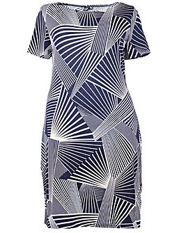 Izabel London Curve Tunic Dress