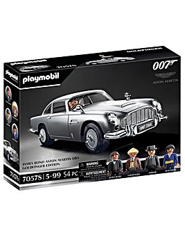 Playmobil 70578 James Bond Aston Martin DB5 Goldfinger Edition
